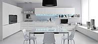 Итальянская современна крашенная кухня AIRONE COLOR фабрика TORCHETTI