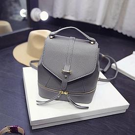 Стильный рюкзак для девушки