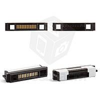Коннектор зарядки для мобильных телефонов Sony Ericsson J210, K310, K320, K510, K750, K790, K800, K810, M600, P1, P990, S500, W300, W550, W580, W600,