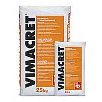 Готовая полимерцементная ремонтная смесь VIMACRET grey 25 кг