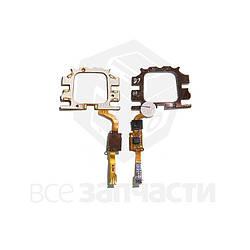 Клавиатурный модуль для мобильного телефона Samsung E900, верхний сенсорный