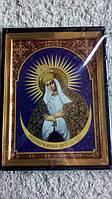 Большая икона Остробрамская Богородица
