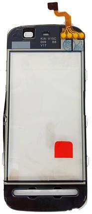 Сенсор NOKIA 5230, 5228, 5233, 5235 (оригинал), тач скрин для телефона смартфона, фото 2