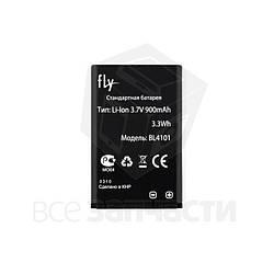 Аккумулятор BL4101 для мобильного телефона Fly DS210, (Li-ion 3.7V 900mAh), original, #390102000003/3,90102E+11