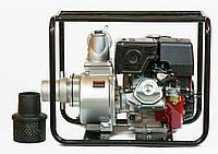 Мотопомпа бензиновая Вейма ( WEIMA ) WMQGZ100-30Е Дизель WM186FВЕ, 9,5л.с, фото 1