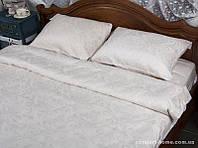 Постельное белье Deco Bianca сатин жаккард jk17-01 kurik beyaz евро