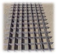 Сетка сварная для стяжки ГОСТ Ø 3 х 150 х 150 мм / 0,38; 0,5; 1 х 2 м