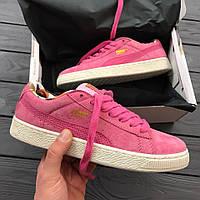 Кроссовки женские  Puma CRFTD pink