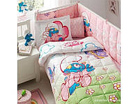 Набор в кроватку для младенцев Tac Disney - Sirinler Baby Girl