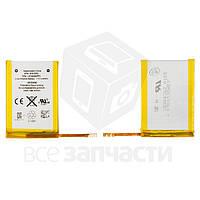 Аккумулятор для MP3-плеера Apple iPod Touch 4G, #616-0553