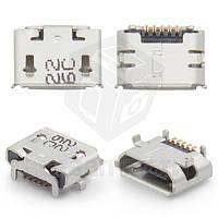 Коннектор зарядки для мобильных телефонов Motorola MB525 Defy, XT1092 Moto X (2nd Gen), XT1093 Moto X (2nd Gen), XT1094 Moto X (2nd Gen), XT1095 Moto