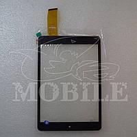 Сенсор #106 Impression ImPad 2313/ImPad 4313/Ainol Novo 8 (WQ-FPC-0014-RHX/UDN706/F0490 KDX) black