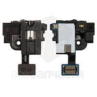 Коннектор handsfree для мобильных телефонов Samsung I9500 Galaxy S4, I9505 Galaxy S4, со шлейфом