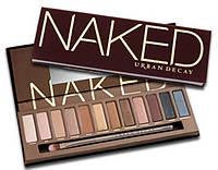 Тени Naked Urban Decay Eyeshadow Palette
