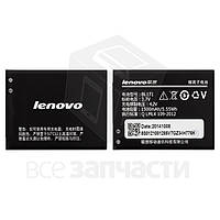 Аккумулятор BL171 для мобильных телефонов Lenovo A319, A356, A368, A370e, A376, A390, A500, A60, A65, Li-ion, 3,7 В, 1500 мАч