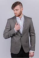 Классический мужской пиджак TOS 276Y001 шерсть