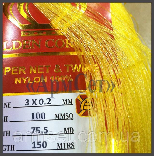 Golden Corona крученая леска (оригинал Голден корона)