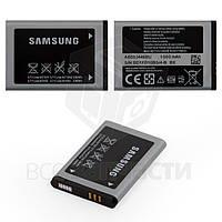 Аккумулятор AB553446BU для мобильных телефонов Samsung B100, B2100, C3212, C3300, C5130, C5212, E1172, E1182, E2120, E2121, E2232, E2652, M110, M2510,