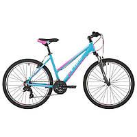 """Велосипед 26"""" Pride Stella 1.0 рама - 20"""" бирюзовый/малиновый/голубой 2017"""