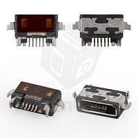 Коннектор зарядки для мобильных телефонов Xiaomi Mi2, Mi2S, Mi3, 7 pin, micro-USB тип-B