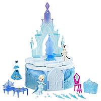 Новинка 2016 год Магический растущий замок Эльзы Холодное Сердце Magical Rising Castle