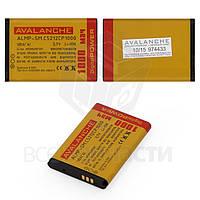 Аккумулятор Avalanche для мобильных телефонов Samsung B100, B200, C3212, C3300, C5130, C5212, E1130, E2120, E2121, E2152, I300, I320, M110, (Li-ion