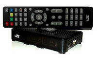 Спутниковый ресивер U2C DENYS Full HD с функцией IPTV и медиаплеера.