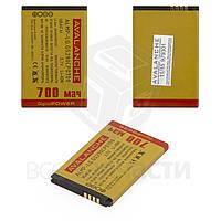 Аккумулятор Avalanche для мобильных телефонов LG GM360, GS290, GU200, GU280, GW300, GW370, KP210, T300, T310, T315, T320, (Li-ion 3.7V 700mAh),
