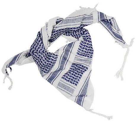 Куфия, шемаг, арафатка MilTec Blue 12617000, фото 2