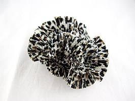 Резинка для волос гофрированная (12 штук в упаковке)