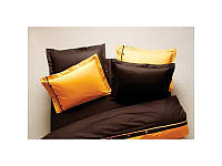 Постельное белье Karaca Home - Solid оранжевое ранфорс