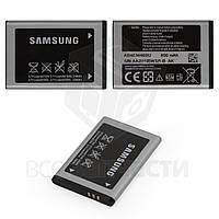 Аккумулятор AB463446BU для мобильных телефонов Samsung B110, B130, B220, B300, B320, B520, C120, C130, C160, C240, C250, C260, C270, C3010, C450,