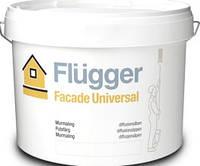 Краска для фасада акриловая Flugger Façade Universal, банка 10 л