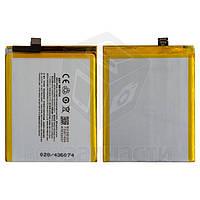 Аккумулятор BT45A для мобильного телефона Meizu Pro 5, (Li-Polymer 3.8V 3050 мАч)