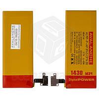 Аккумулятор Avalanche для мобильного телефона Apple iPhone 4S, (Li-ion 3.7V 1430мАч), #ALMP-P-AP.iP4SCP1430
