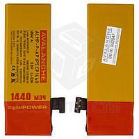 Аккумулятор Avalanche для мобильного телефона Apple iPhone 5, (Li-ion 3.8V 1440мАч), #ALMP-P-AP.iP5CP1440