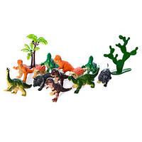 Динозаври 2003 12 шт., кул., 25-20-2 см.