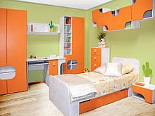 """Комплект мебели для детской комнаты """"Чиз"""", Мебель для детской комнаты"""