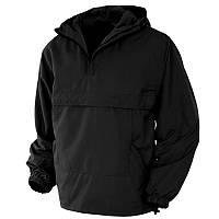 Куртка ветровка Анорак MilTec Black 10332002