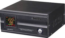 Стабилизаторы напряжения релейные Luxeon LDR 0,5kVA, 0,8kVA, 1kVA, 1,5kVA, 2,5kVA, 3kVA