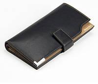 Клатч портмоне Baellerry(ShouYou) K20 Bl черный, фото 1