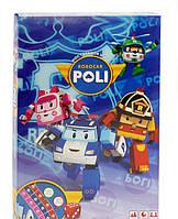 Настольная игра маленькая Robocar Poli