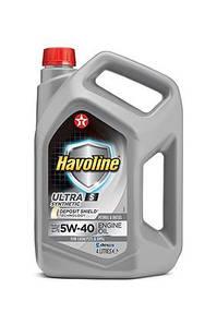 Моторное масло Texaco Havoline Ultra S SAE 5W-40, 4 л, C3, SN/CF