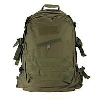 Тактический Рюкзак вместимость 35 литров Зеленый