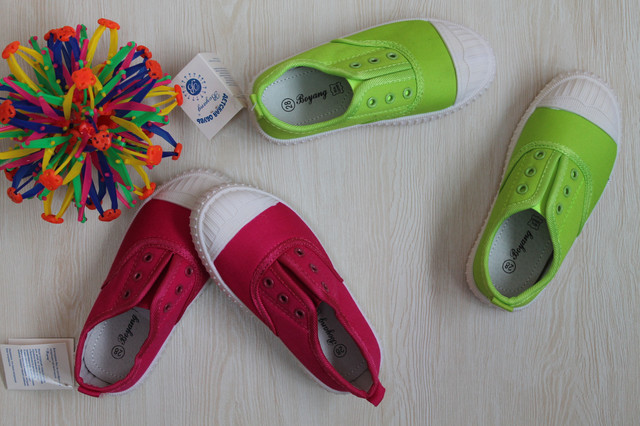 style-baby.com кеды слипоны для девочек и мальчиков