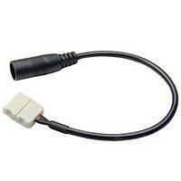 Коннектор SMD 3528  мама-провод-зажим