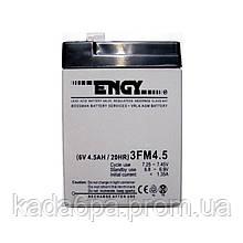 Аккумулятор Engy 3FM 4.5 6V 4.5Ah/20HR