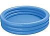 Детский надувной бассейн «Синий кристалл» | «Intex» - Фото