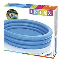Детский надувной бассейн «Синий кристалл» | «Intex»