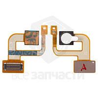 Камера для планшетов Samsung P1000 Galaxy Tab, P1010 Galaxy Tab , фронтальная, со шлейфом